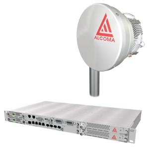 Радиорелейная станци ALххF - 16Е1+Ethernet